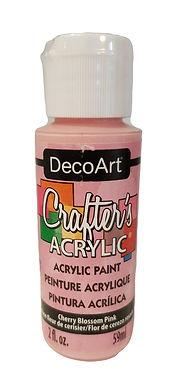 Cherry Blossom Pink Acrylic Paint