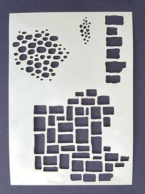Brick Stencil 2