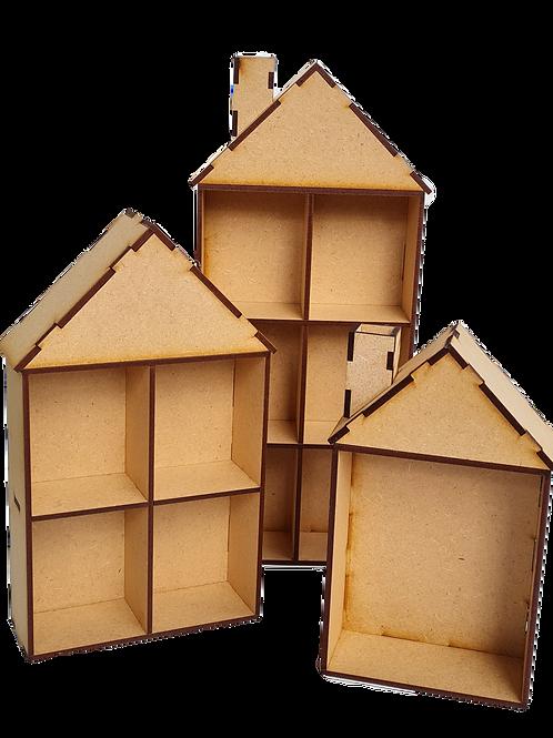 House Shelf Boxes