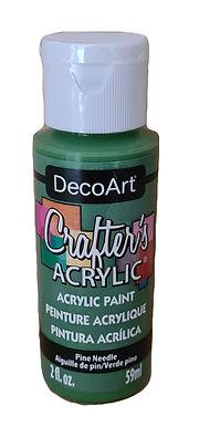 Pine Needle Acrylic Paint