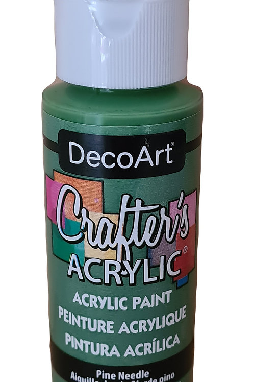 Pine Needle Acrylic Paint