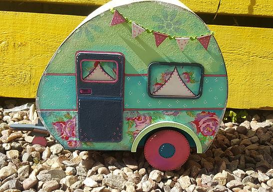 3D Caravan