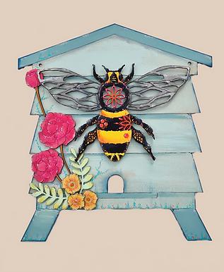 Mandala Beehouse Kit