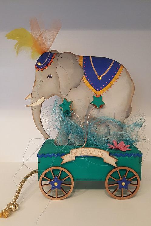 Circus Elephant Kit