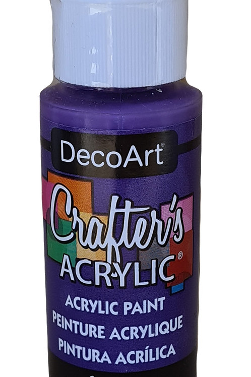 Grape Soda Acrylic Paint