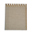 Thumbnail: Torn Page Plaque