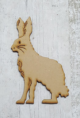 Sitting Hares