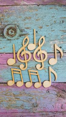 Medium Musical Notes