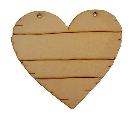 Heart Driftwood Plaque