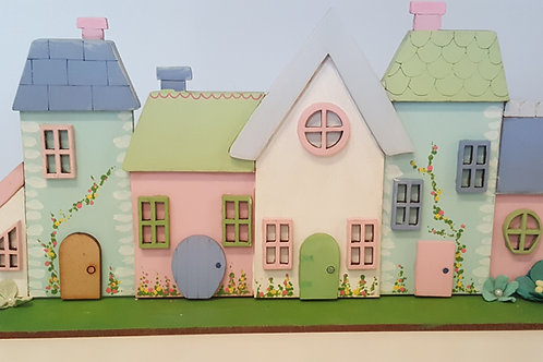 Whimsical Houses Kit