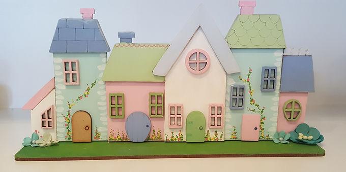 Whimsical Houses Kit