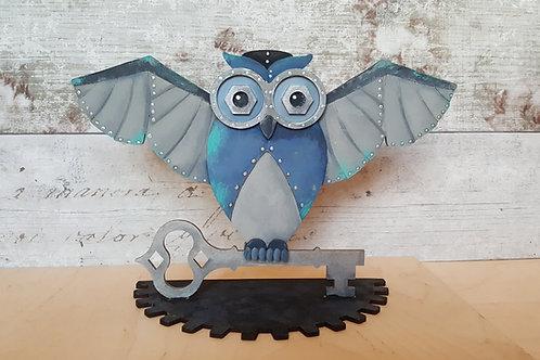 Steampunk Owl Kit