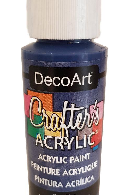 Navy Blue Acrylic Paint