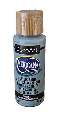 Blue Mist Americana Acrylic Paint