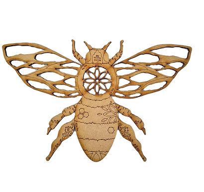 Mandala Bee