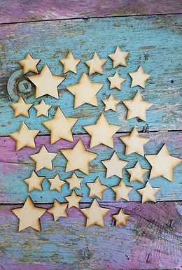 Mixed Stars