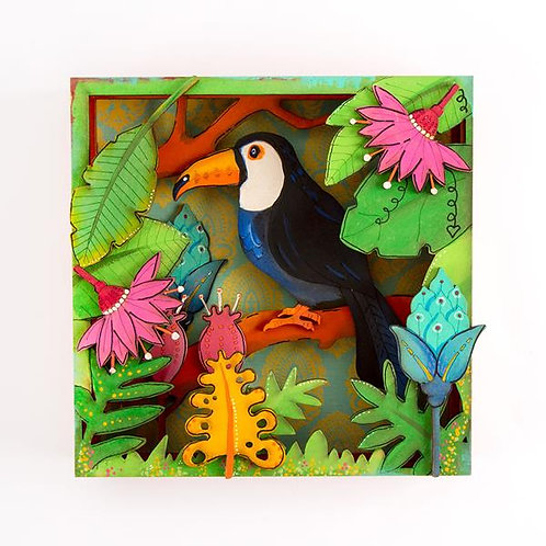 Tropical Toucan Box Picture