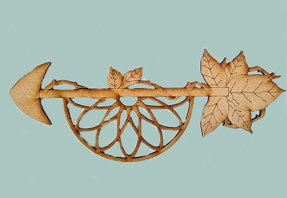 Mandala Arrow