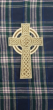 Ornate Celtic Cross 1
