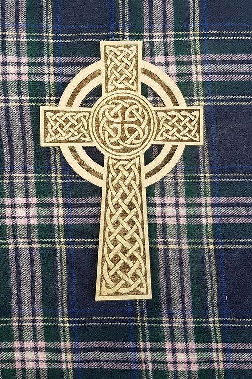 Ornate Celtic Cross 1