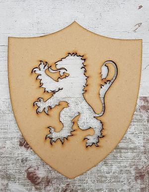 Lion Rampant Shields
