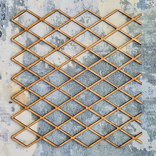 MDF Diamond Panel