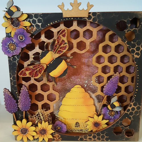 Bee Box Frame