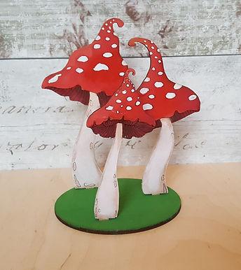 Three Mushroom Kit