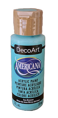 Sea Breeze Americana Acrylic Paint