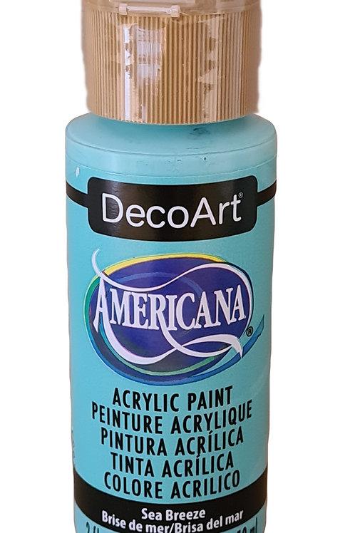 Sea Breeze Americana Acrylic Paint
