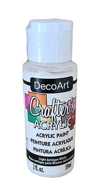 LT Antique White Acrylic Paint