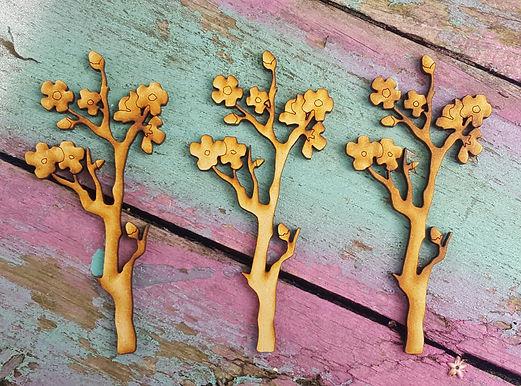 Small Blossom Branch