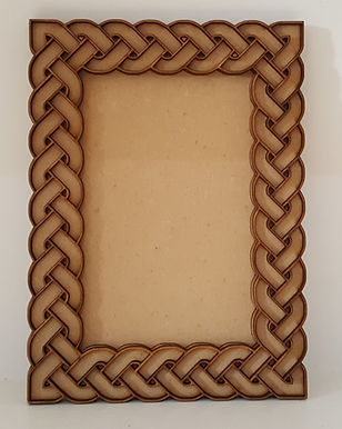 Big Celtic Frame