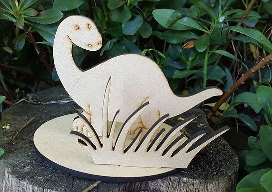 Dippy Dinosaur Craft Kit