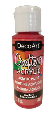 Very Berry Acrylic Paint