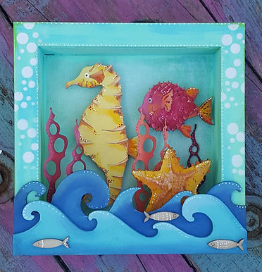 Seahorse Box Picture