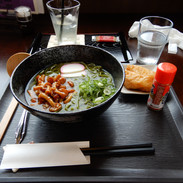 A Japanese lunch