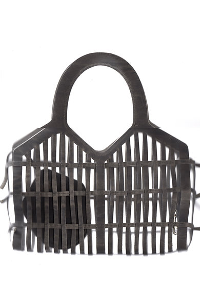 THE PULL UP TRELLIS BAG