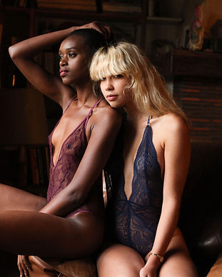 Éternel Éphémère Fall/Winter 2020 lingerie collection