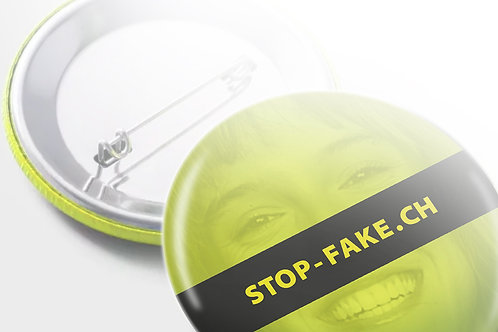 25 Stück Stop-Fake Buttons