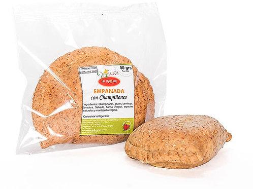 Empanada con Champiñones