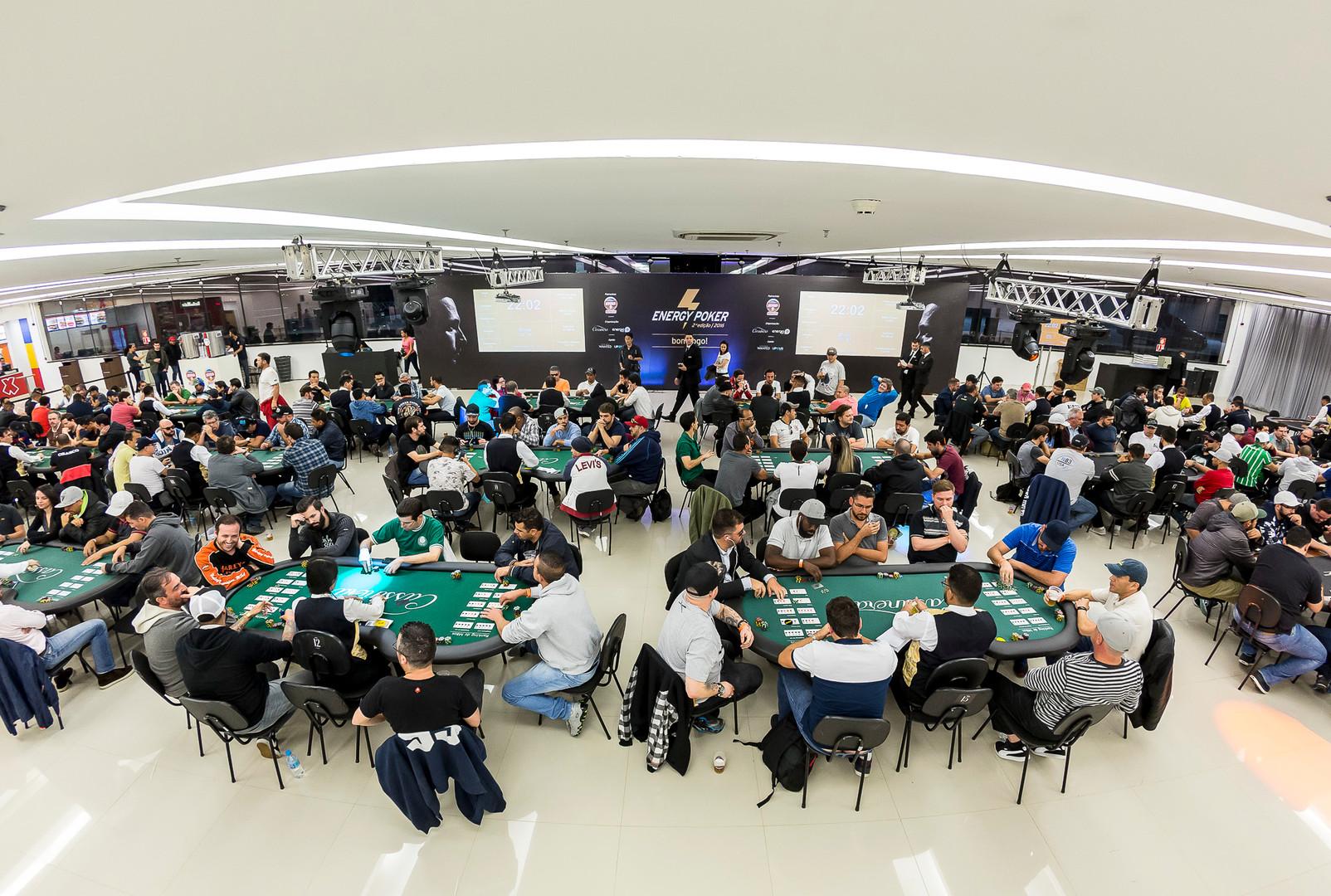 Mesa de Poker | Cassinera