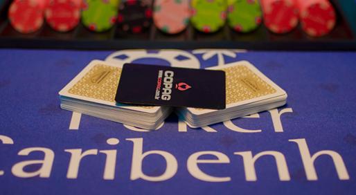Sucesso no Poker Caribenho