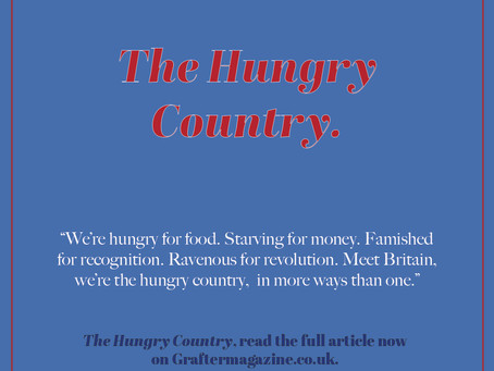 The Hungry Country.