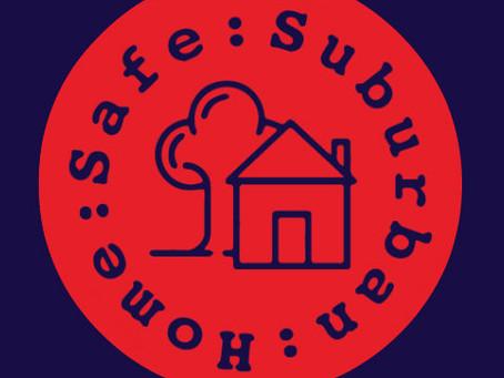 Safe Suburban Home