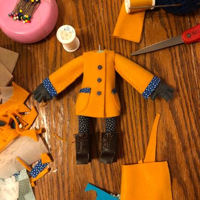 Costume Fabrication