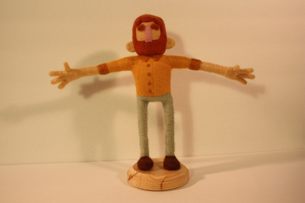 Lumberjack Puppet