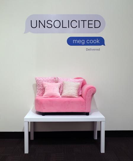 Pillow Talk (Installed)