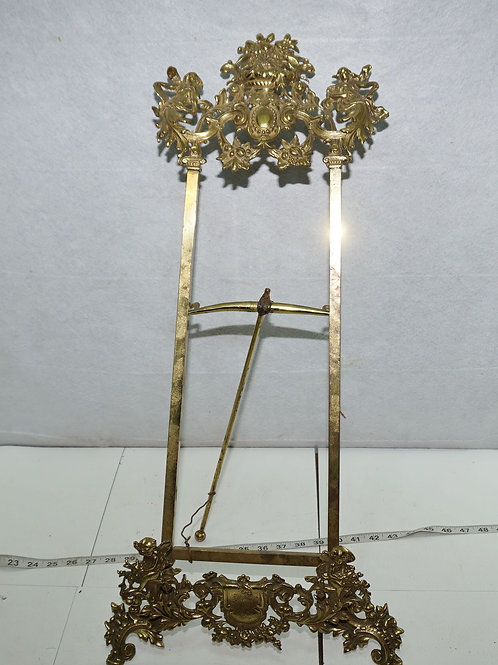 Brass Picture Holder - Easel