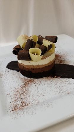 Chocolate Trio Mousse